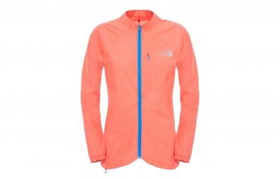 The north face veste ventilee flight series rose femme s