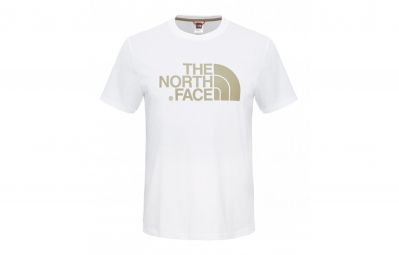 THE NORTH FACE T-Shirt EASY Blanc Homme