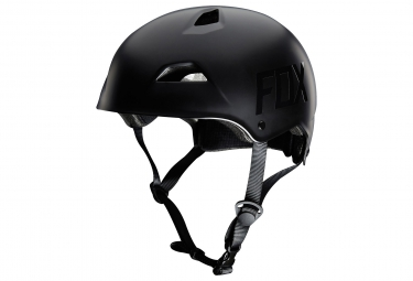 casque bol fox flight hardshell noir s 52 54 cm