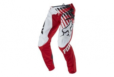 FOX Pantalon DEMO DH SAVANT Rouge