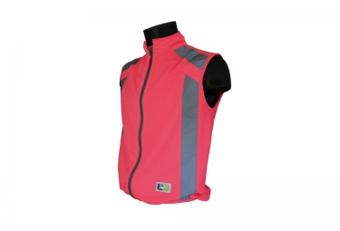 L2S Hight Vision Gilet VISIOPLUS Neon Pink