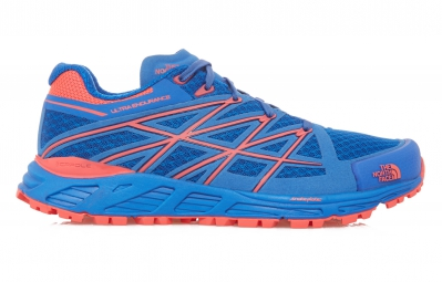 the north face ultra endurance bleu 40 1 2