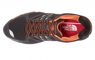 Chaussures de Trail The North Face ULTRA CARDIAC Noir