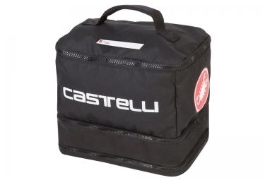 Castelli Sac De Transport Race Rain Negro