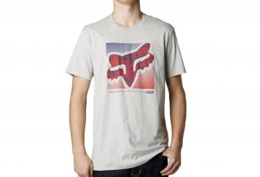 FOX T-Shirt RELIEVER Gris
