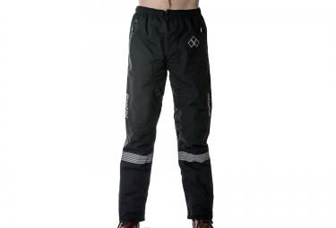 SANTINI Pantalon Pluie ZIGRIN Noir