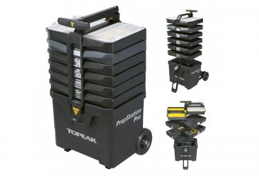 TOPEAK Boite à Outils PREPSTATION PRO 55 outils