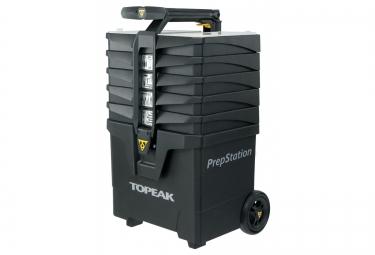 TOPEAK Boite à Outils PREPSTATION 52 outils