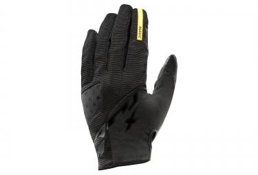 gants mavic crossmax pro noir s