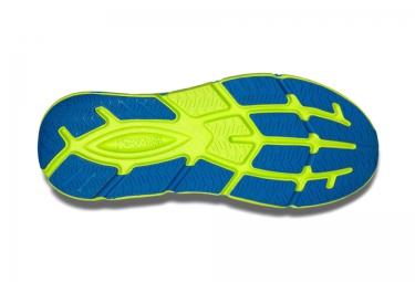 Chaussures de Running Hoka INFINITE Bleu / Jaune