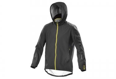 veste mavic crossmax pro h2o noir jaune xl