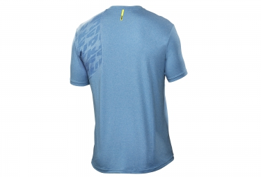 mavic 2016 maillot manches courtes crossride bleu s