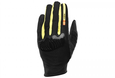 Gants mavic crossmax ultimate noir jaune xxl