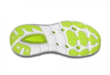 Chaussures de Running Femme Hoka VANQUISH 2 Jaune / Rose