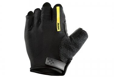 mavic paire de gants aksium noir s