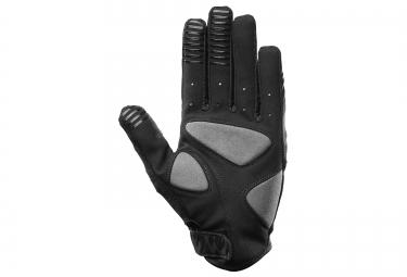 mavic 2016 paire de gants crossride protect gris noir s