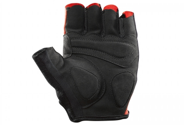 mavic paire de gants aksium noir rouge vif m