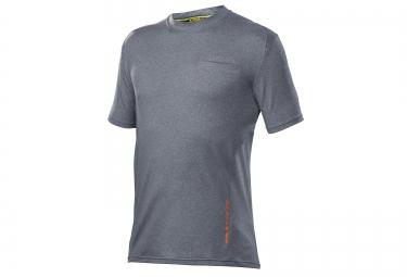 mavic maillot crossride gris xl