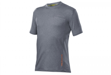 mavic 2016 maillot crossride gris m