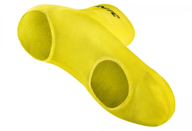 mavic couvre chaussures en maille jaune 39 42