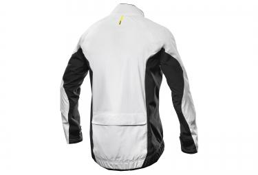mavic veste cosmic elite h20 blanc noir xxl