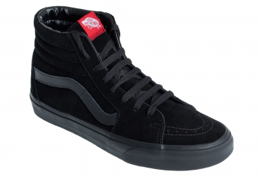 Paire de chaussures vans sk8 hi noir 42