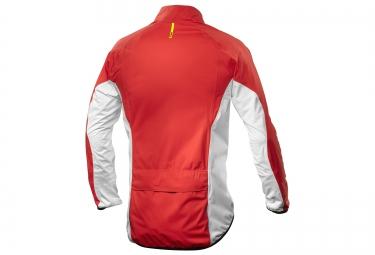mavic veste cosmic pro h20 rouge xl