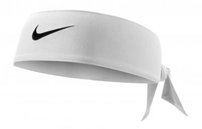 Bandeau Nike Dri-Fit Head Tie 2.0 Blanc
