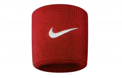 NIKE Wristbands SWOOSH Red