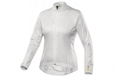 mavic veste aksium blanc xs