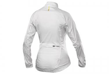 mavic veste aksium blanc l