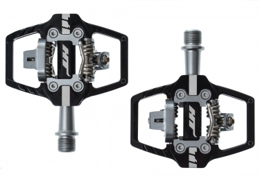 HT Clipless Pedals T1 Black