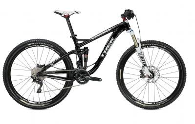TREK 2015 Vélo Complet FUEL EX 8 27.5´´ Noir Blanc