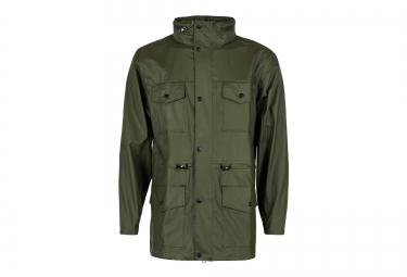rains veste four pocket jacket vert s m
