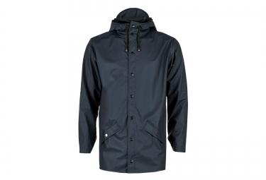 rains veste jacket bleu xs s