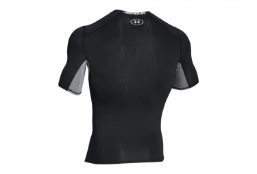 UNDER ARMOUR Maillot de Compression Manches Courtes COOLSWITCH Noir