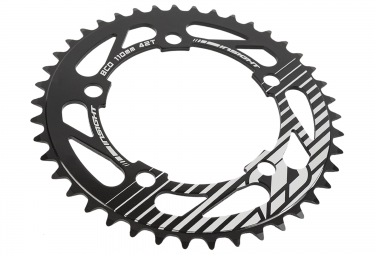 INSIGHT 5 Bolts Chainring - Black