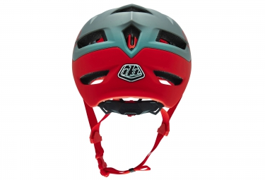 Casque TROY LEE DESIGNS A1 DRONE 2016 Gris Rouge