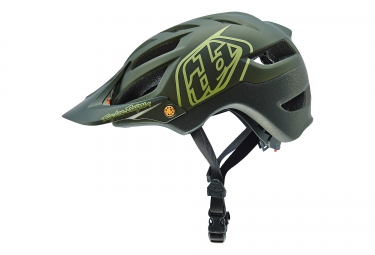 Casque TROY LEE DESIGNS A1 DRONE 2016 Vert