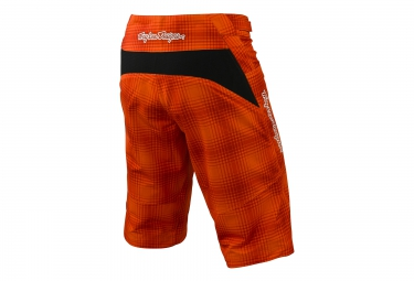 TROY LEE DESIGNS 2016 Short Enfant SKYLINE Orange