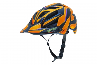 Casque TROY LEE DESIGNS A1 REFLEX 2016 Orange