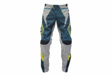 troy lee designs 2016 pantalon enfant sprint bleu gris 28