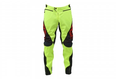 TROY LEE DESIGNS 2016 Pantalon Enfant SPRINT Jaune Fluo