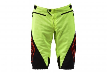 short troy lee designs sprint jaune 34