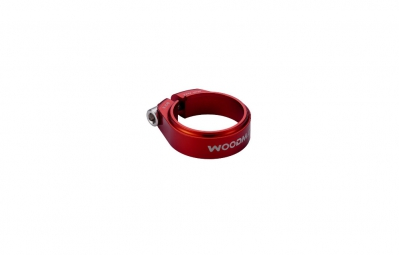 WOODMAN Seat Clamp DEATHGRIP SL Red