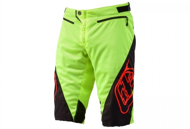 TROY LEE DESIGNS 2016 Short Enfant SPRINT Jaune