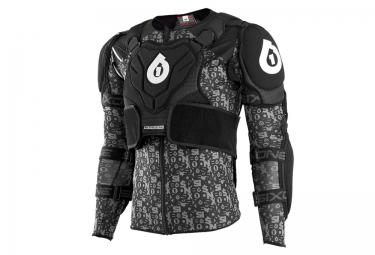 661 sixsixone 2016 veste evo pressure suit noir xxl