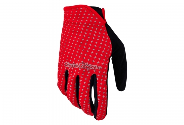 Troy lee designs gants sprint rouge s