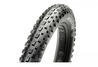 maxxis pneu fat bike minion fbf 26 dual 120tpi tringles souples tubetype 4 80