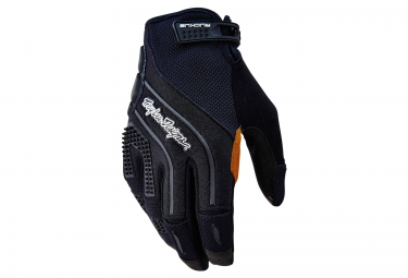 troy lee designs gants ruckus noir s